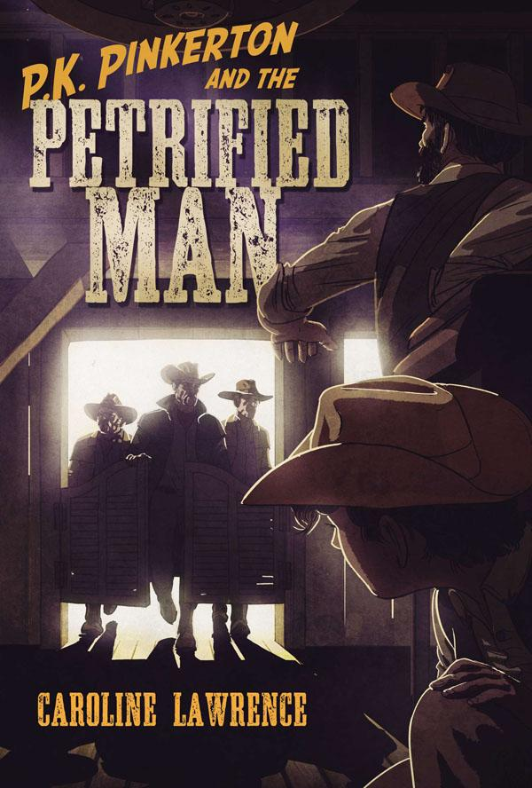 P.K. Pinkerton and the Petrified Man