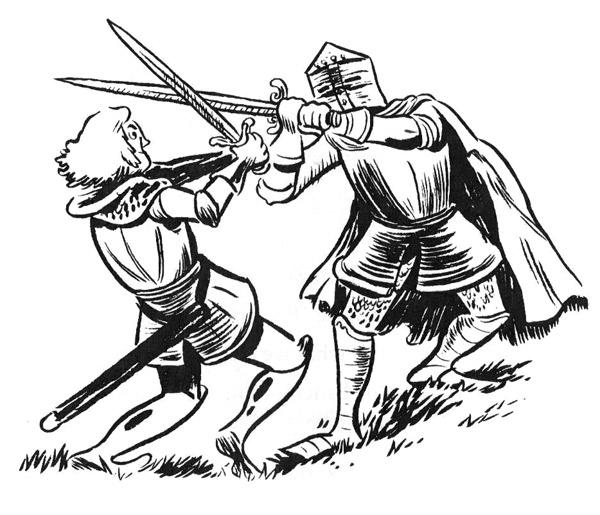 Junior Library Guild : The Adventures of Sir Lancelot the