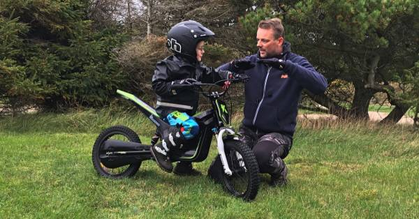 Trial rider and coach