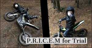 P.R.I.C.E.M metoden for akutte opståede idrætsskader i Trial