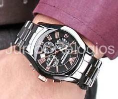 Relógios Emporium Armani