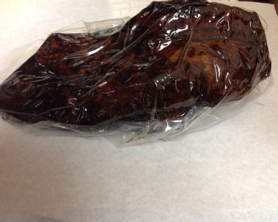 packaged brisket