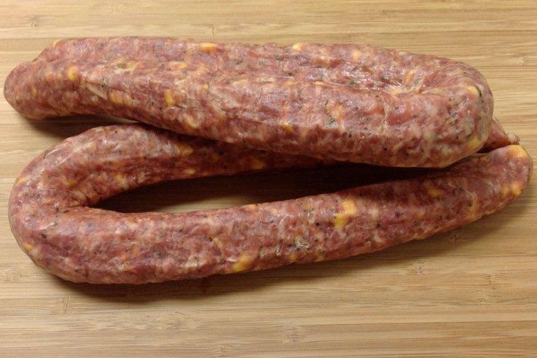 dried sausage links