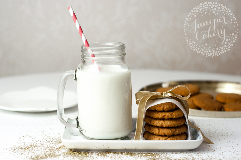 Christmas chewy gingerbread cookie recipe