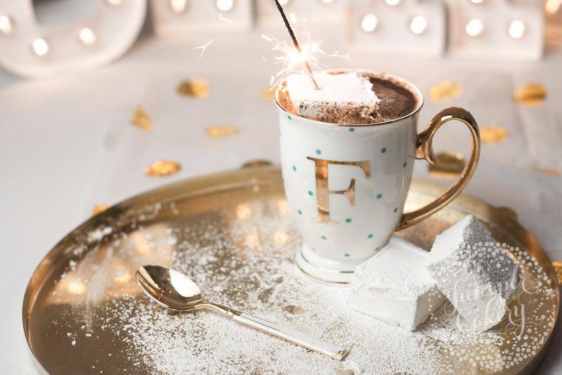 Recipe for homemade vanilla marshmallows by Juniper Cakery