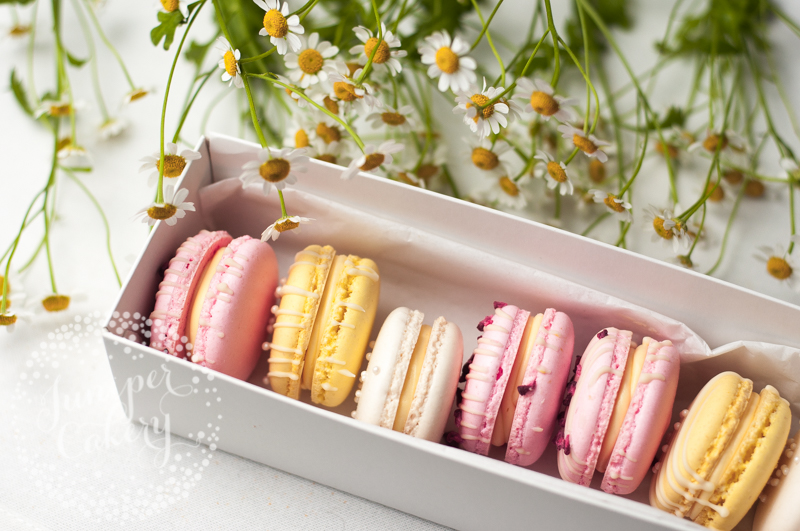 Mother's Day macarons in Hull and Yorkshire