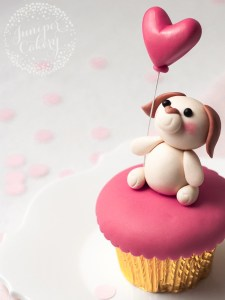 Tutorial: Puppy Love Cupcake Tutorial for Tala!