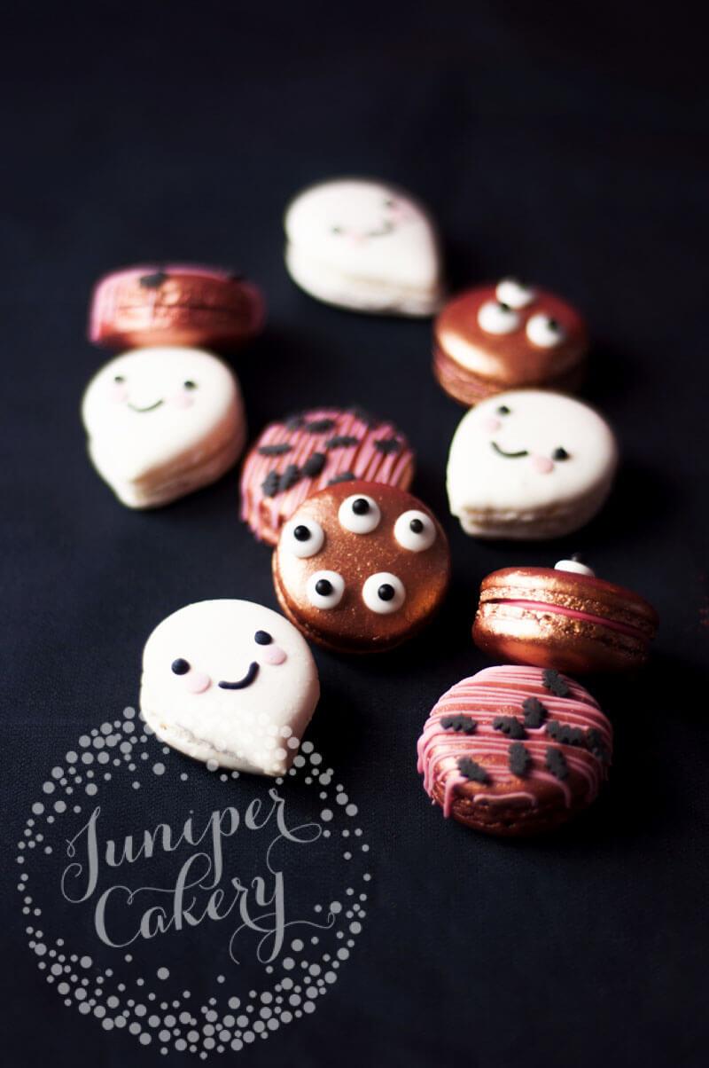Spooky candy eye tutorial for Halloween