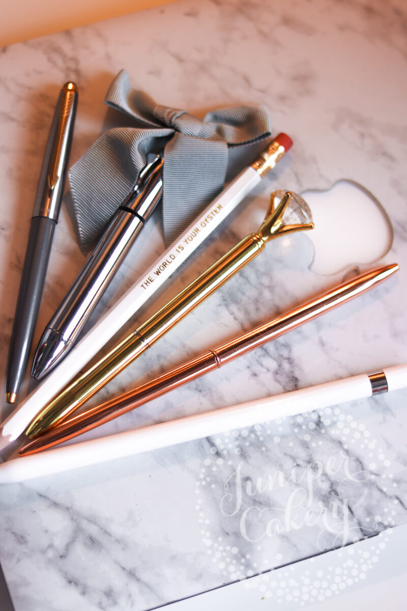 Chic office pens
