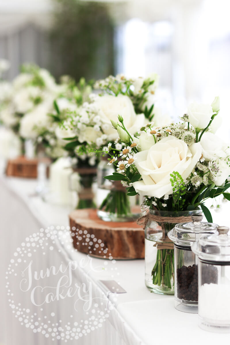 Flowers by The Wedding and Flower Boutique in Lincolnshire