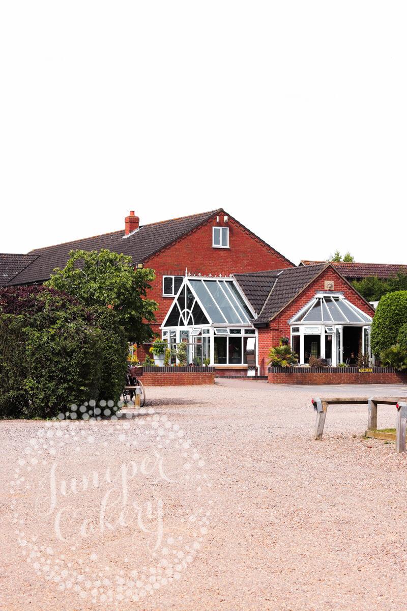 The Brackenborough Hotel in Lincolnshire