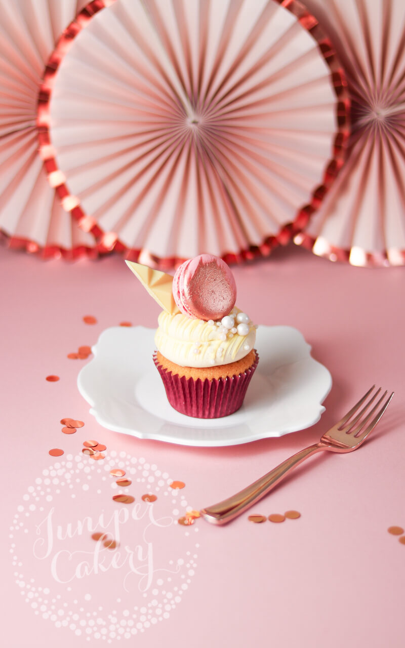 Pretty Mother's Day cupcakes by Juniper Cakery