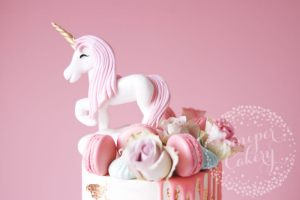 Pretty Pastel Unicorn Cake!