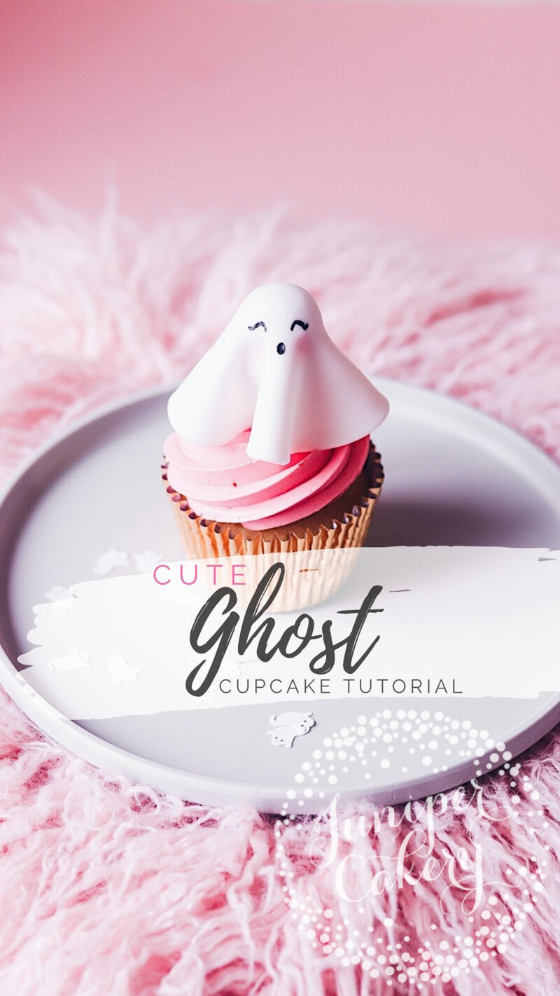 Halloween cupcake decorating tutorials by Juniper Cakery