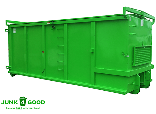 Edmonton Residential & Commercial Junk Removal | Junk 4 Good
