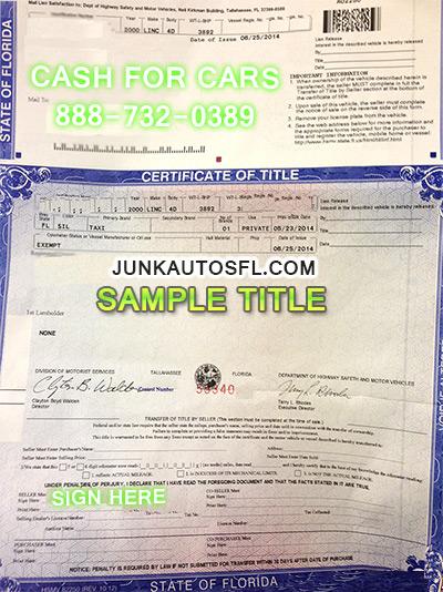 Florida License Plate Renewal