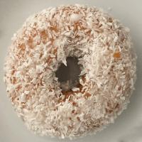 Coconut Donut @ Dunkin' Donuts