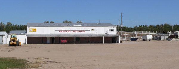 Ericson-Spalding Livestock Market