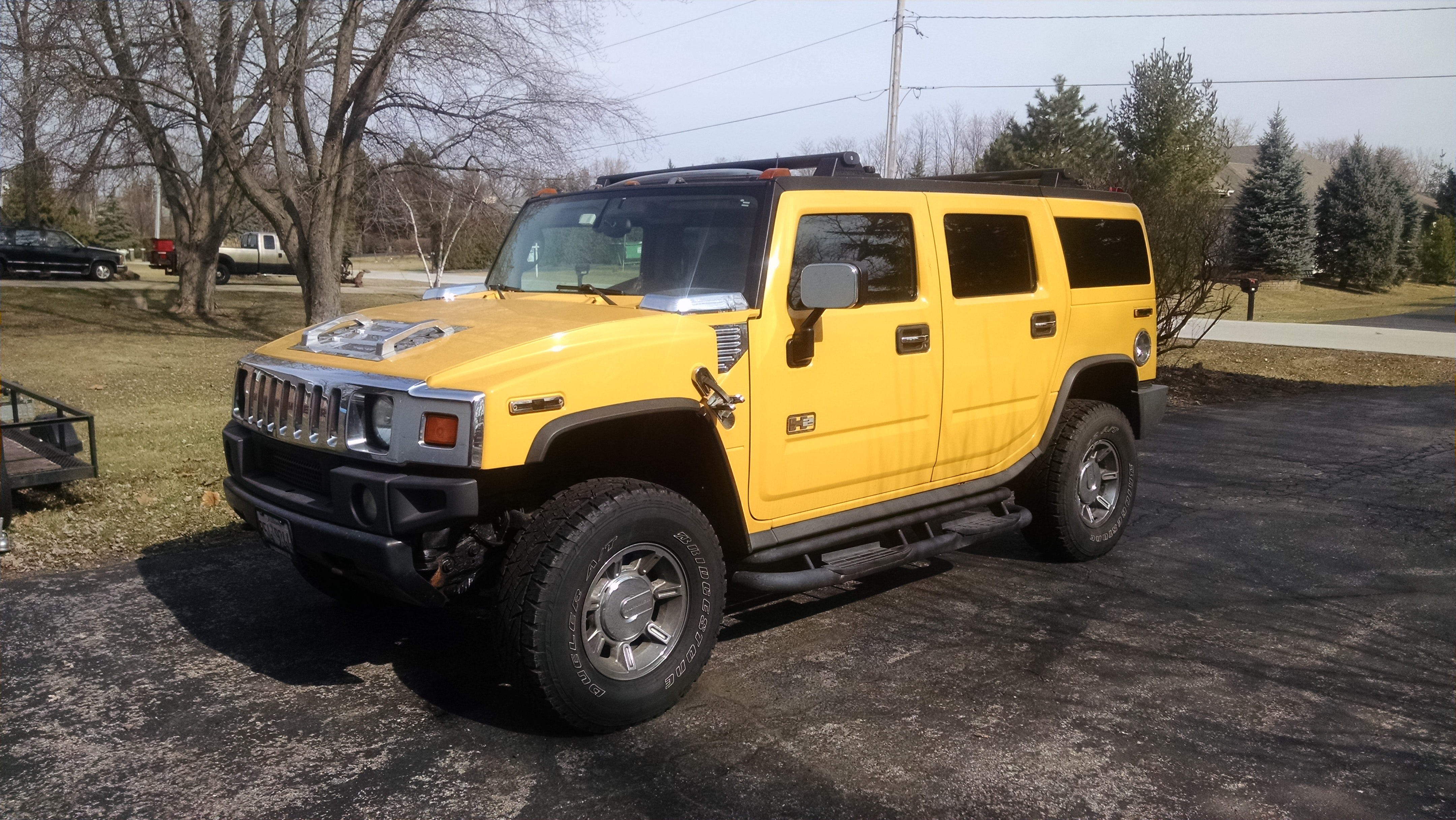 Get Cash For A Junk Damaged Hummer H2