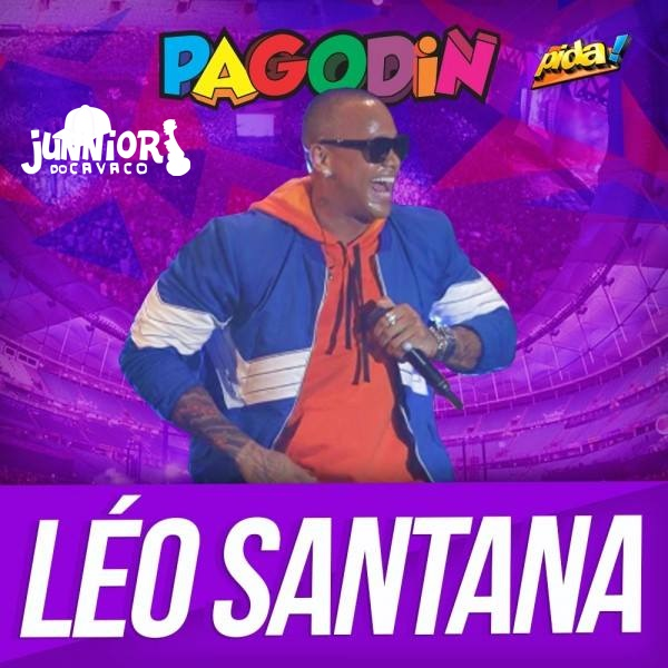 LÉO SANTANA – AO VIVO NO PAGODIN – 2018