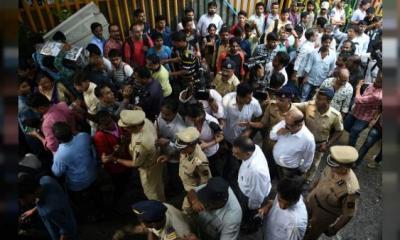 Inde: au moins 22 morts dans une bousculade à Bombay 8