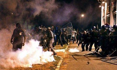 Guyane : Emmanuel Macron accueilli par des manifestations 33