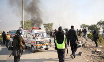 Pakistan : Le ministre de la Justice démissionne pour mettre fin aux manifestations 32