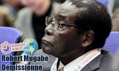 Zimbabwe : Le président Robert Mugabe jette l'éponge 33