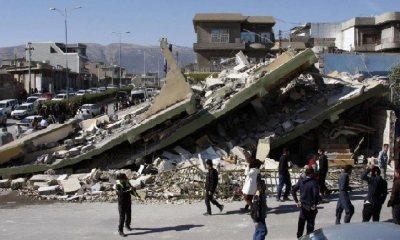 Iran: Le bilan du séisme ne cesse de s'alourdir, plus de 400 morts 43