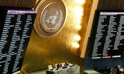 ONU : Israël rejette la résolution sur le statut de Jérusalem comme capitale du pays 20