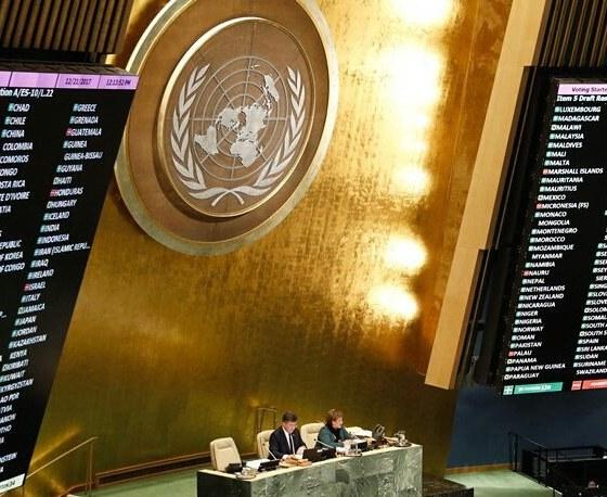 ONU : Israël rejette la résolution sur le statut de Jérusalem comme capitale du pays 29