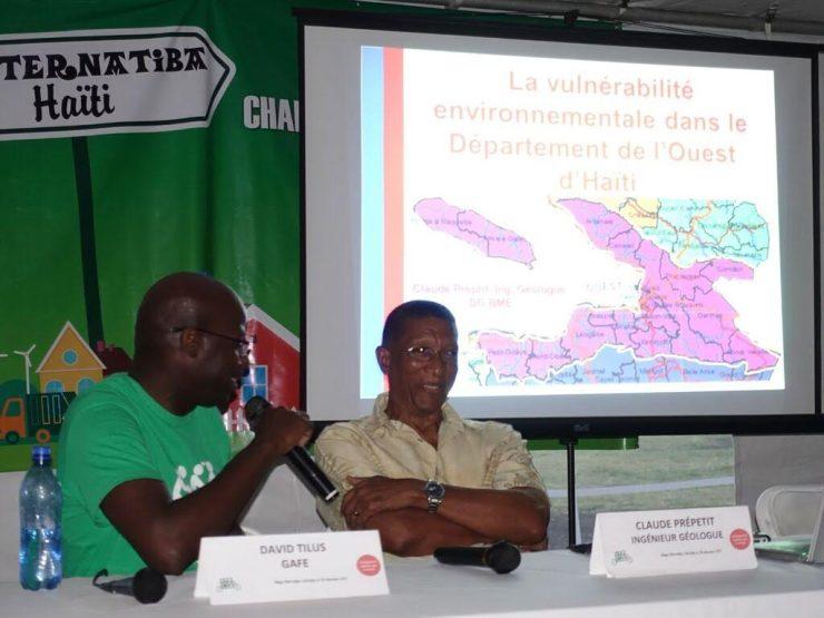 Le village Alternatiba veut agir contre le phénomène de la dégradation de l'environnement 31