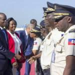 Le Président Jovenel Moïse de retour au pays après sa tournée italienne 27