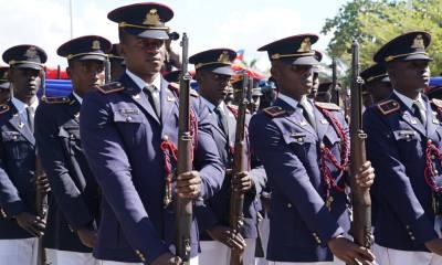 Simple Te deum, longs discours et propagandes politiques: la fête de l'indépendance d'Haïti risque de perdre tout son sens. 36