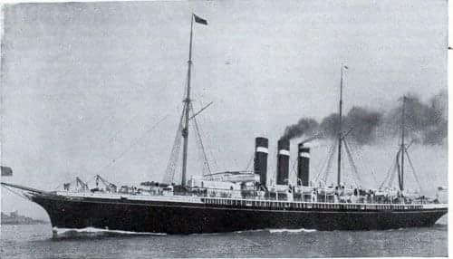 20 février 1911 : Le SS New-York a accosté à Port-au-Prince 31