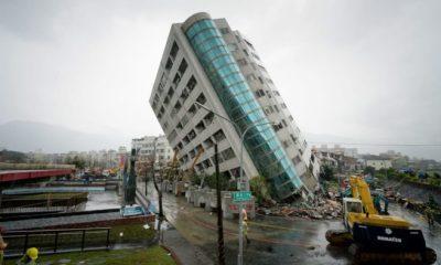 Tremblement de terre à Taiwan : quatre touristes tués, cinq autres toujours bloqués sous les décombres 33
