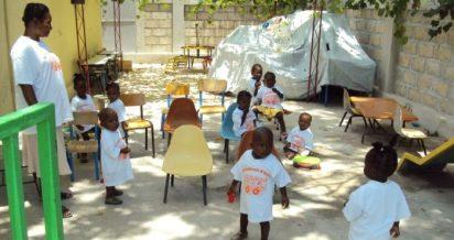 Haïti : Un orphelinat logeant 48 enfants ravagé par le feu à Lilavois 29