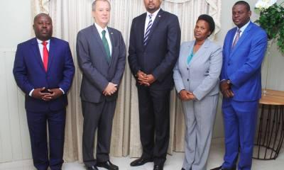 Rencontre du bureau de la chambre des députés et de l'ambassadeur du Brésil 36