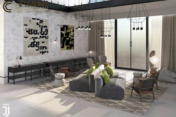 Foot - Business : Un hôtel quatre étoiles pour la Juventus 39