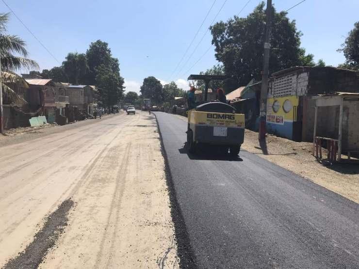 Tronçon Camp Coq/Vaudreuil: Les travaux d'asphaltage se poursuivent sans faille 30