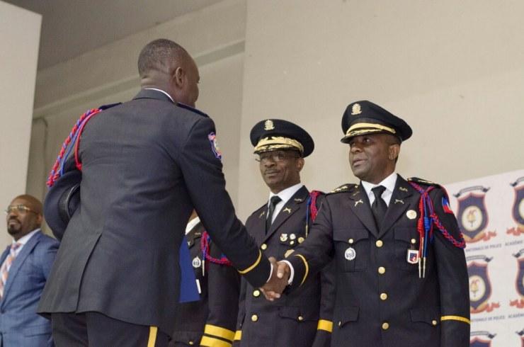 Graduation ce jeudi 5 avril de la 5e cohorte de commissaires de police 29