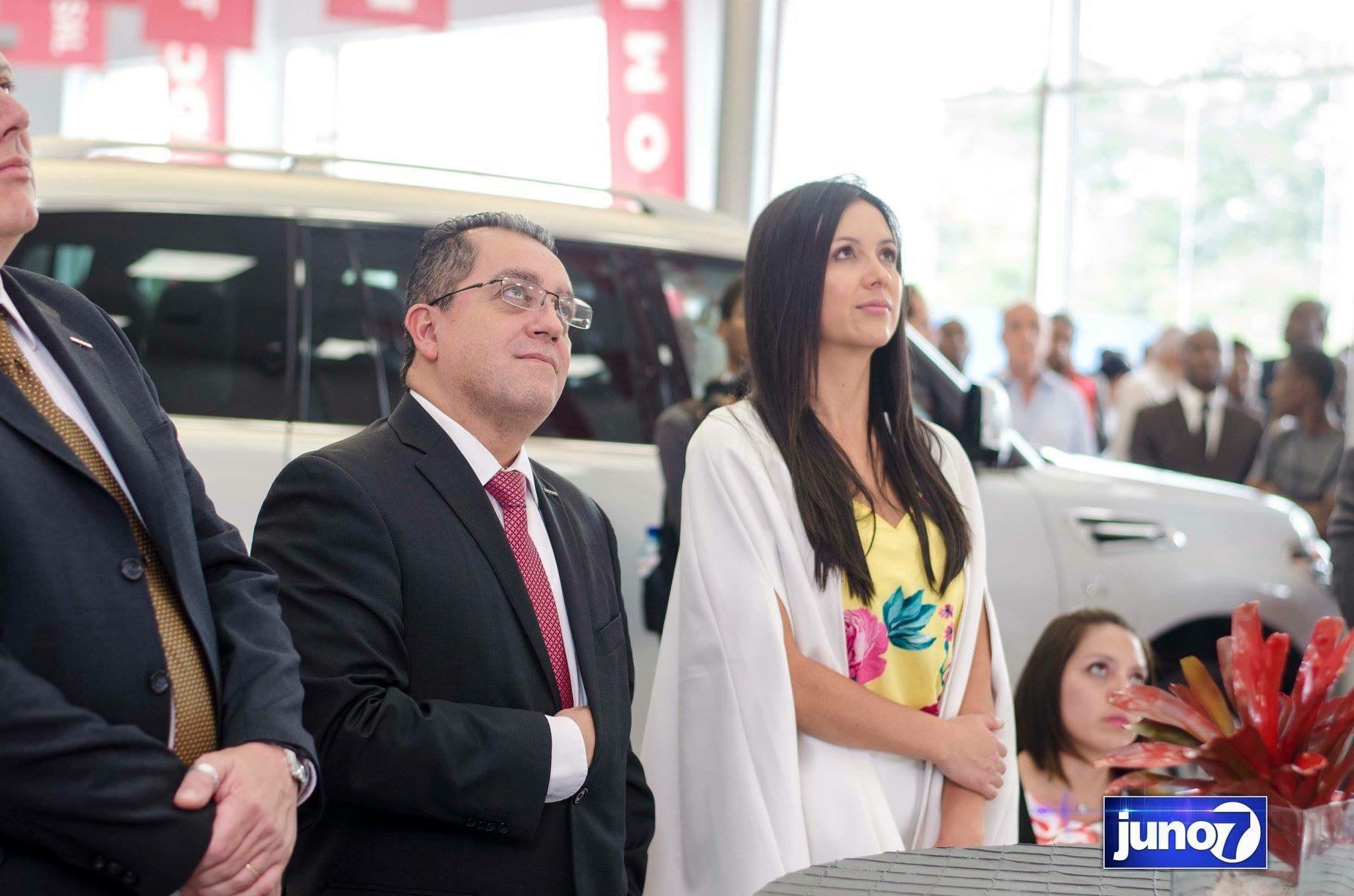 La Nissan Universal Motors inaugure le plus grand showroom de la caraïbe et de l'Amérique latine 51