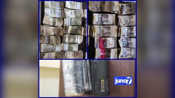 3 kilos de cocaïne, 4000 dollars et 1,8 millions de gourdes saisis par la PNH