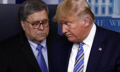 Fraudes électorales: Trump et son ministre de la justice ne regardent pas dans les mêmes lunettes 5