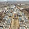 Covid-19: en un mois, la Russie construit un hôpital de plus de 800 lits