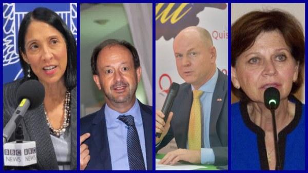 Le Core Group lance une mise en garde au président Jovenel Moïse