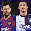 Messi détrôné par Ronaldo