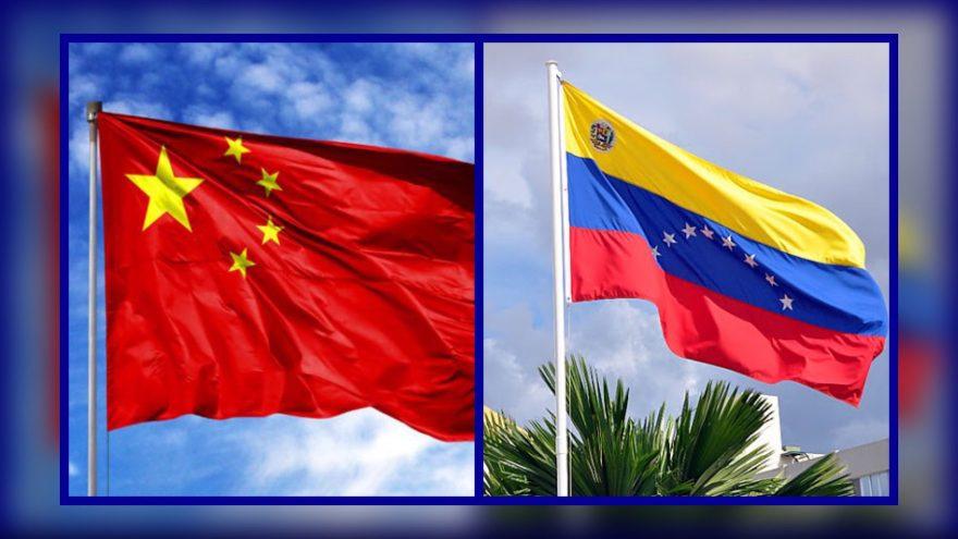 Chine, Venezuela, Coronavirus