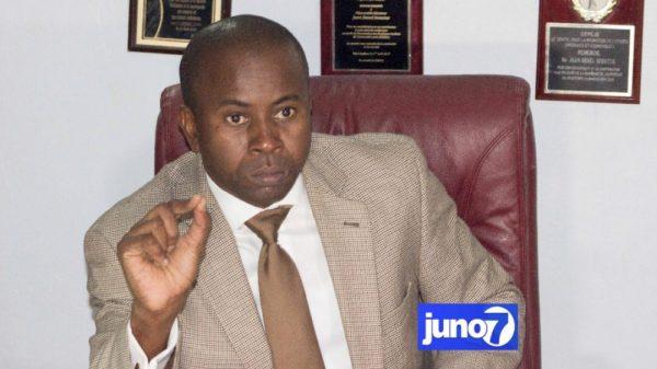 Jean Renel Senatus dénonce les dérives du pouvoir à travers le nouveau code pénal