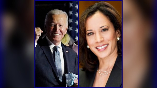 Joe Biden et Kamala Harris sacrés personnalités de l'année par le magazine Times